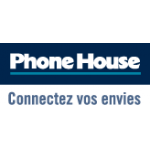 logo The Phone House Clichy (Espace)