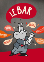 Promos et remises  : La carte boissons