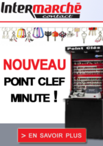 Bons Plans Intermarché Contact : Nouveau service Clé minute
