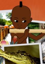 Promos et remises  : Nouveauté : le village de Kirikou