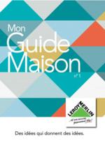 Guides et conseils Leroy Merlin : Mon guide maison n°1