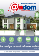 Promos et remises  : Guide de la maison connectée