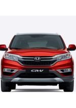 Catalogues et collections Honda France : Nouveau CR-V : découvrez le
