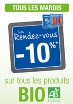Catalogues et collections Carrefour Market : Les Rendez-Vous -10%