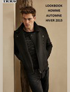 Catalogues & collections IKKS Femmes REDON : Lookbook homme automne hiver 2015