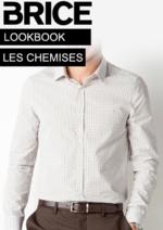 Catalogues et collections Brice : Les chemises