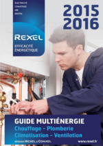 Catalogues et collections Coaxel : Guide Multiénergie 2015-2016