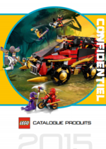 Catalogues et collections Toys R Us : Lego, confidentiel