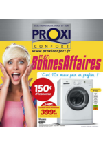Catalogues et collections Proxi Confort : Mes Bonnes Affaires