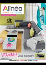 Prospectus Alinéa : Vitaminez votre intérieur !