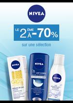 Bons Plans Monoprix : Nivea : le 2ème à -70%