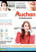 Prospectus Auchan : Espace parapharmacie