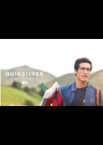 Catalogues et collections Quiksilver : Le catalogue Optics S1 2016