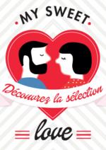 Catalogues et collections La Chaise Longue : My Sweet Love