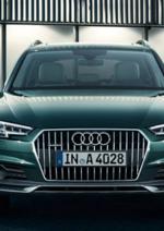 Catalogues et collections Audi : La nouvelle Audi A4 allroad