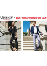 Promos et remises  : Lookbook printemps été 2016