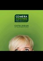 Catalogues et collections Comera Cuisines : Catalogue d'inspirations