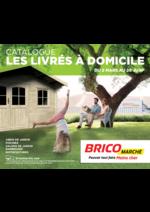 Prospectus Bricomarché : Les livrés à domicile