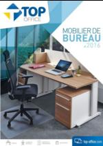 Catalogues et collections Top office : Mobilier de bureau 2016