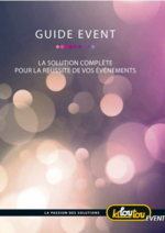 Guides et conseils Kiloutou : Feuilletez le guide Event
