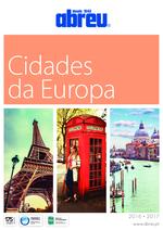 Catálogos e Coleções Abreu : Cidades da Europa 2016