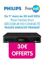 Promos et remises  : Profitez de 30€ d''ODR sur le décodeur HD !