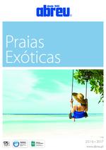 Catálogos e Coleções Abreu : Praias Exóticas 2016