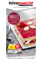 Prospectus Intermarché Hyper : Surgelés : des prix qui invitent à la gourmandise