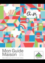 Catalogues et collections Leroy Merlin : Et si ... Mon guide Maison printemps 2016