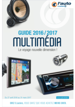 Promos et remises  : Guide 2016-2017 Multimédia