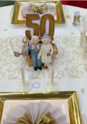 Catalogues et collections Festi : Table du mercredi : noces d'or