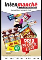 Prospectus Intermarché Super : Prix en chute libre