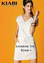 Catalogues et collections Kiabi : Lookbook été femme