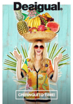 Catalogues et collections Desigual : Lookbook Welcome to the Chiringuito!