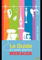 Catalogues et collections Pulsat : Le guide du petit éléctroménager Printemps Eté 2016
