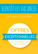 Promos et remises Autour de bébé : Bientôt les vacances : offres EXCEPTIONNELLES