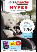 Prospectus Intermarché Hyper : Petit Guide bébé