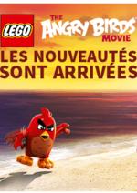 Catalogues et collections King Jouet : Les nouveautés Lego Angry Birds