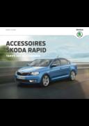 Catalogues et collections Réparateurs agréés Skoda OBERNAI : Le tarif des accessoires Skoda Rapid