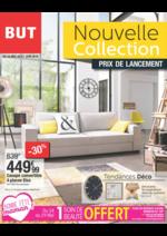 Prospectus BUT : Nouvelle collection prix de lancement