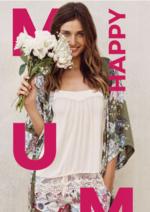 Catalogues et collections Etam Prêt-à-porter : Créez votre pyjama pour la fête des mères !