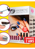 Catalogues et collections ELECTRO DEPOT : Le kit vernis Magnetic à 9,98€
