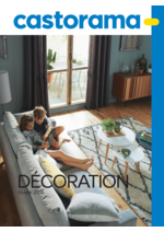 Catalogues et collections Castorama : Guide Décoration 2016