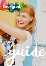 Catalogues et collections Desigual : Lookbook Summer guide Village