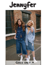 Catalogues et collections Jennyfer : Lookbook Girls only