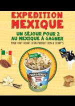 Promos et remises  : Un séjour pour 2 au Mexique à gagner