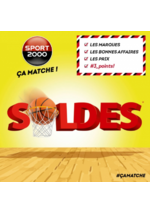 Promos et remises Sport 2000 : Profitez des SODLES chez SPORT 2000