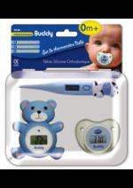 Promos et remises Autour de bébé : -25% Gamme soin VISIOMED