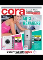 Prospectus Cora : Arts ménagers