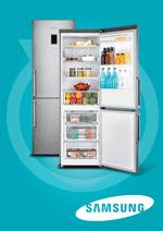 Promos et remises Pulsat : Exclusivité mag : réfrigérateur Samsung 100€ d'économie